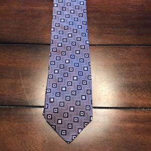Men's Versace Silk Tie